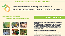 Bulletin d'Information du PLMF – N°3 AVRIL 2018
