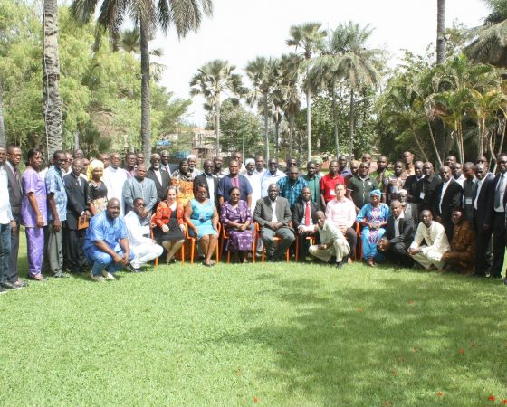 Fruit Flies Monitoring and Control: ECOWAS countries consultation