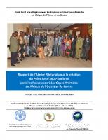 Rapport – Atelier creation PFS-R-RGAn-AOC-14-16 juin 2011-Libreville Gabon-Juillet2011
