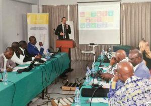 Réunion d'experts à Abidjan, Côte d'Ivoire