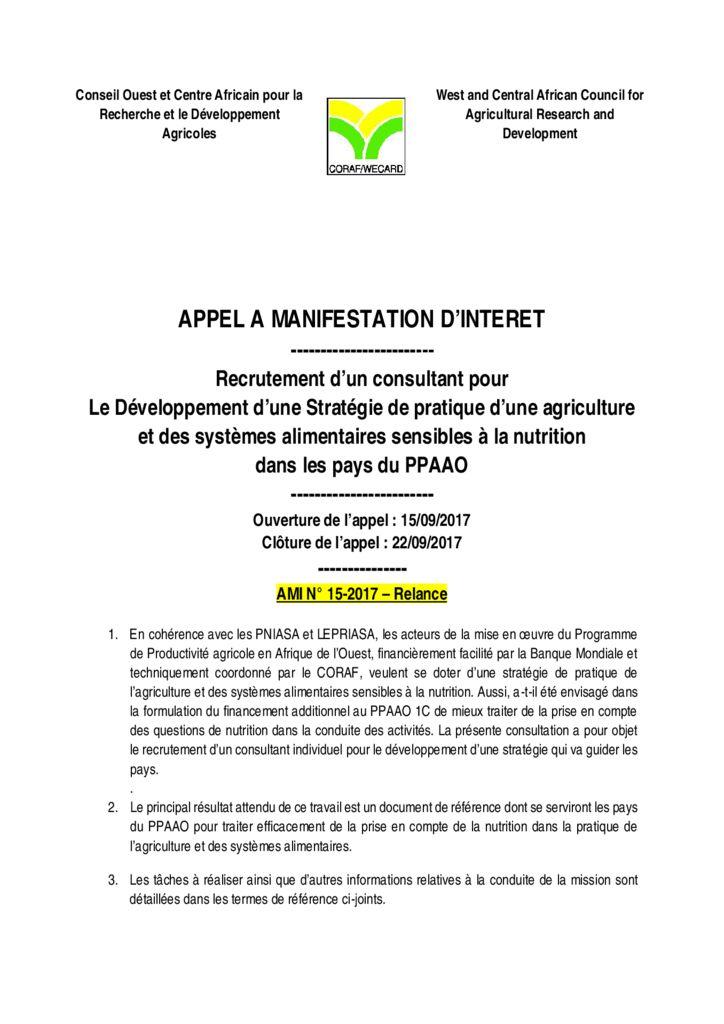 thumbnail of AMI-15-2017-TDRS-Stratégie-de-nutrition-Relance