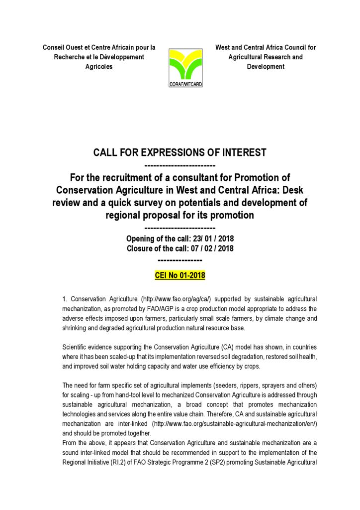 thumbnail of CEI-01-2018-ToR-Conservation-agriculture