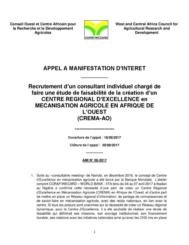 thumbnail of AMI-08-2017-TDR-Mécanisation-agricole1