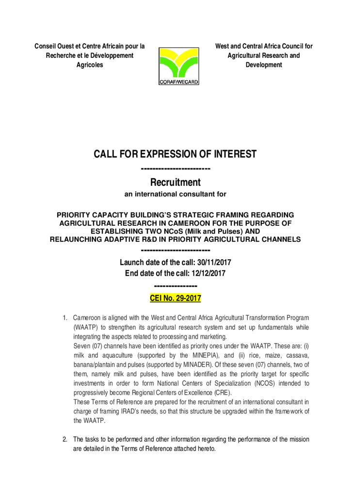 thumbnail of CEI-29-2017-NcoS-Consultation-mission-in-Cameroon