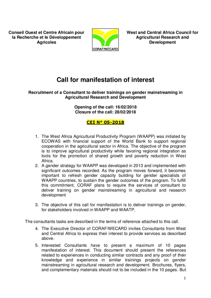 thumbnail of CEI05-2018RecruitmentofGenderTrainingConsultant