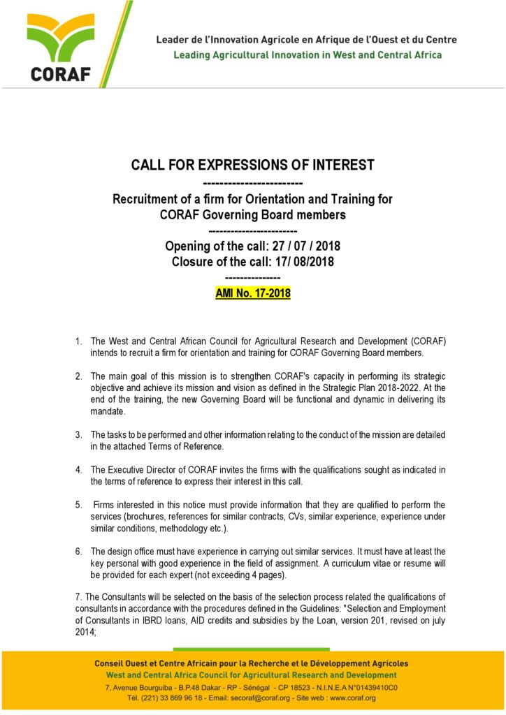 thumbnail of CEI-17-2018OrientationandTrainingforCORAFGoverningBoard